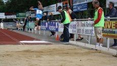Et spring på 4,35 meter sikrede i weekenden  Christian Reusing en flot bronzemedalje - den første ungdomsmedalje til Atletikklubben Heden i mange år. Privatfoto