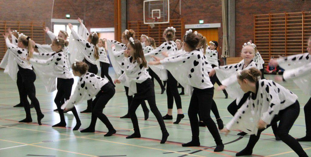 BillundSkolen, Ballet