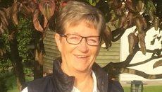 Inger Donsund anbefaler S-medlemmerne at stemme på Ann Charlotte Vilstrup som ny spidskandidat. Privatfoto