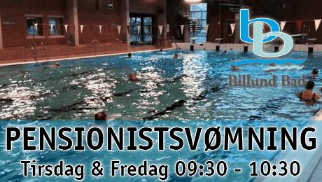 Pensionistsvømning - Billund & Wellness