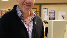 Ole Bisbjerg er ansat som permanent leder for både Bibliotek & Borgerservice og Billund Kommunes Museer