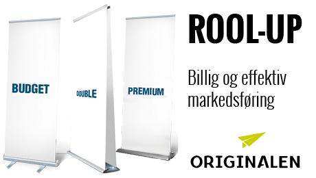 Rool-Up fra ORIGINALEN i Billund
