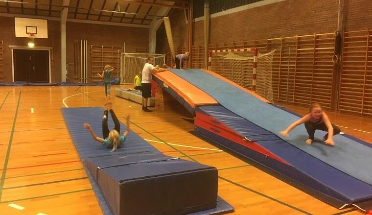 Sommer Gymnastik i Vorbasse