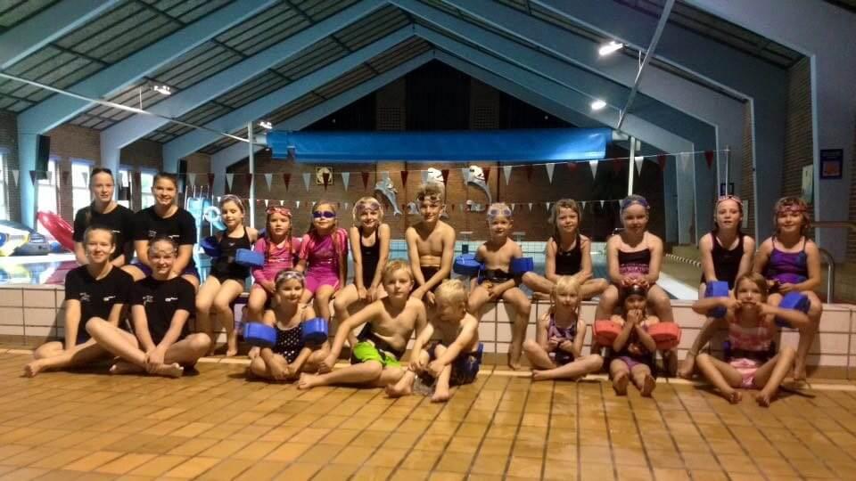 Waterdays 2016 - Vorbasse Svømmeklub - Privatfoto